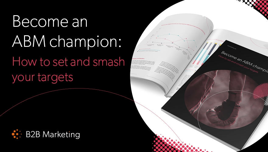 account based marketing premium report