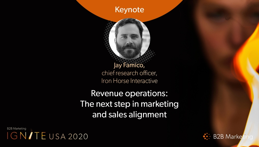 Ignite USA 2020 Keynote session: Revenue operations