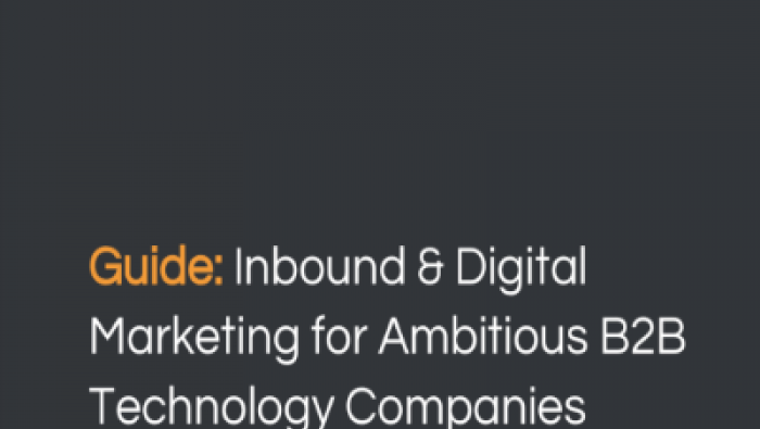 The ultimate guide: Inbound marketing for technology companies