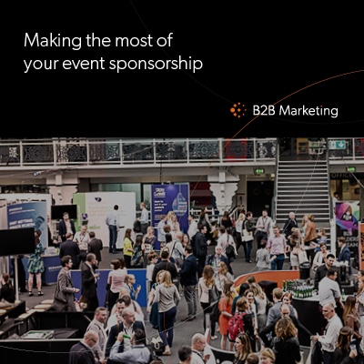 Making the most of your event sponsorship