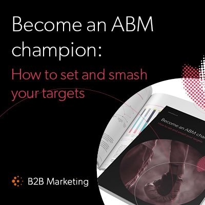 Become an ABM champion: How to set and smash your targets square image