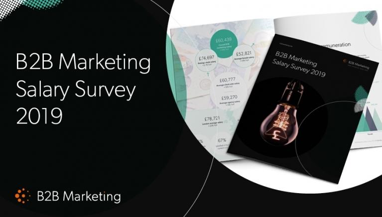 B2B Marketing UK Salary Survey