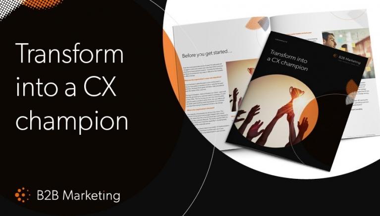 Transform into a CX champion