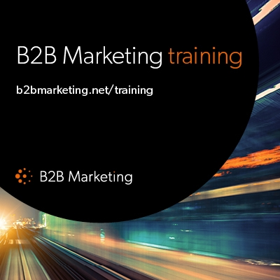 B2B Marketing training