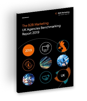 B2B Marketing Agencies Benchmarking Report 2019