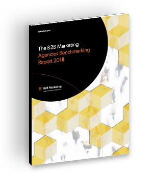 B2B Marketing Agencies Benchmarking Report 2018
