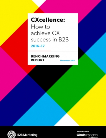 cxcellence report cover