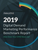 2019 Digital demand marketing performance benchmark report