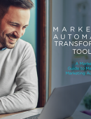 Marketing automation transformation toolkit