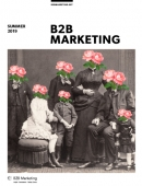 B2B Marketing Summer 2019 cover image