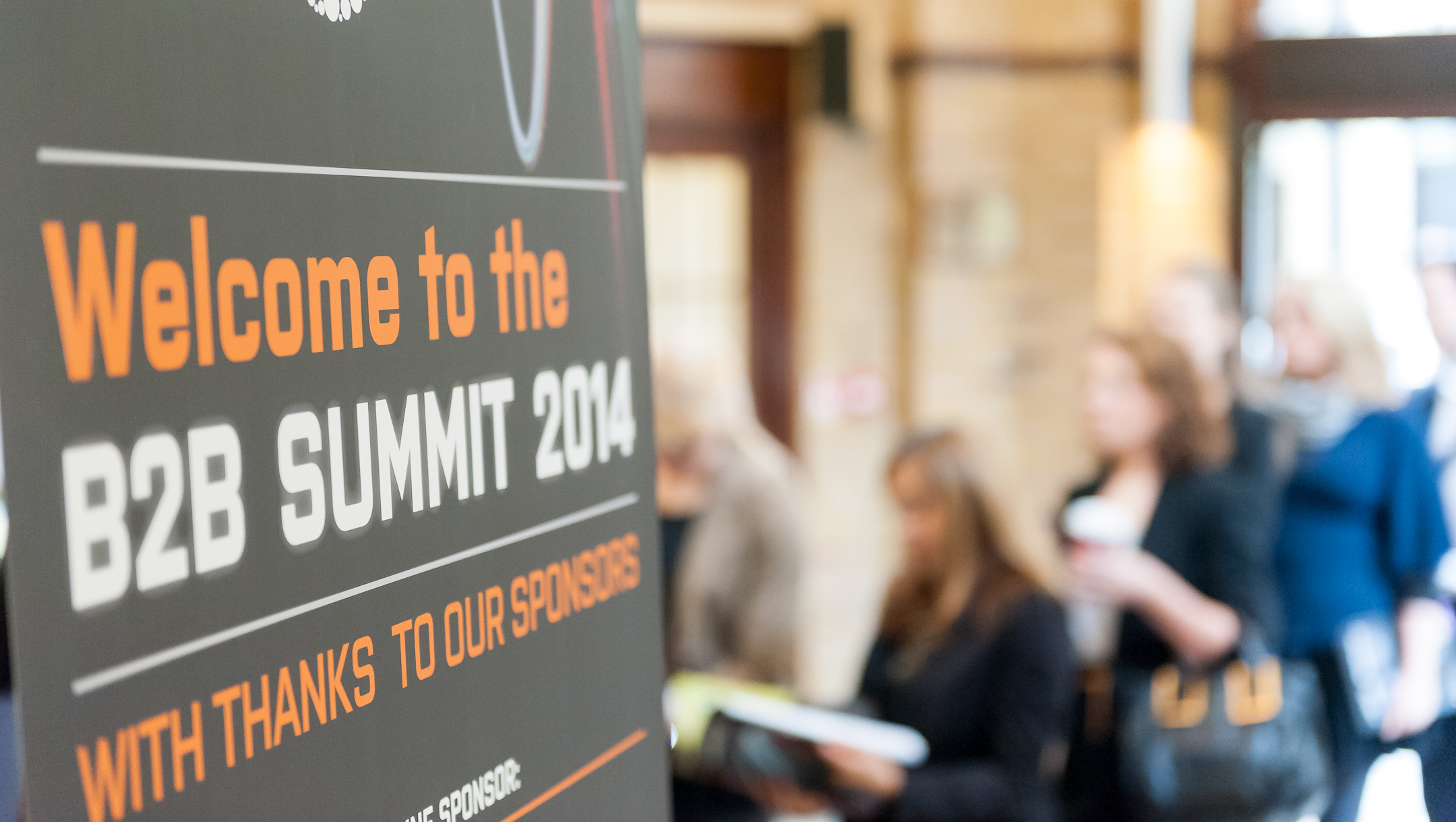 Welcome to the B2B Summit