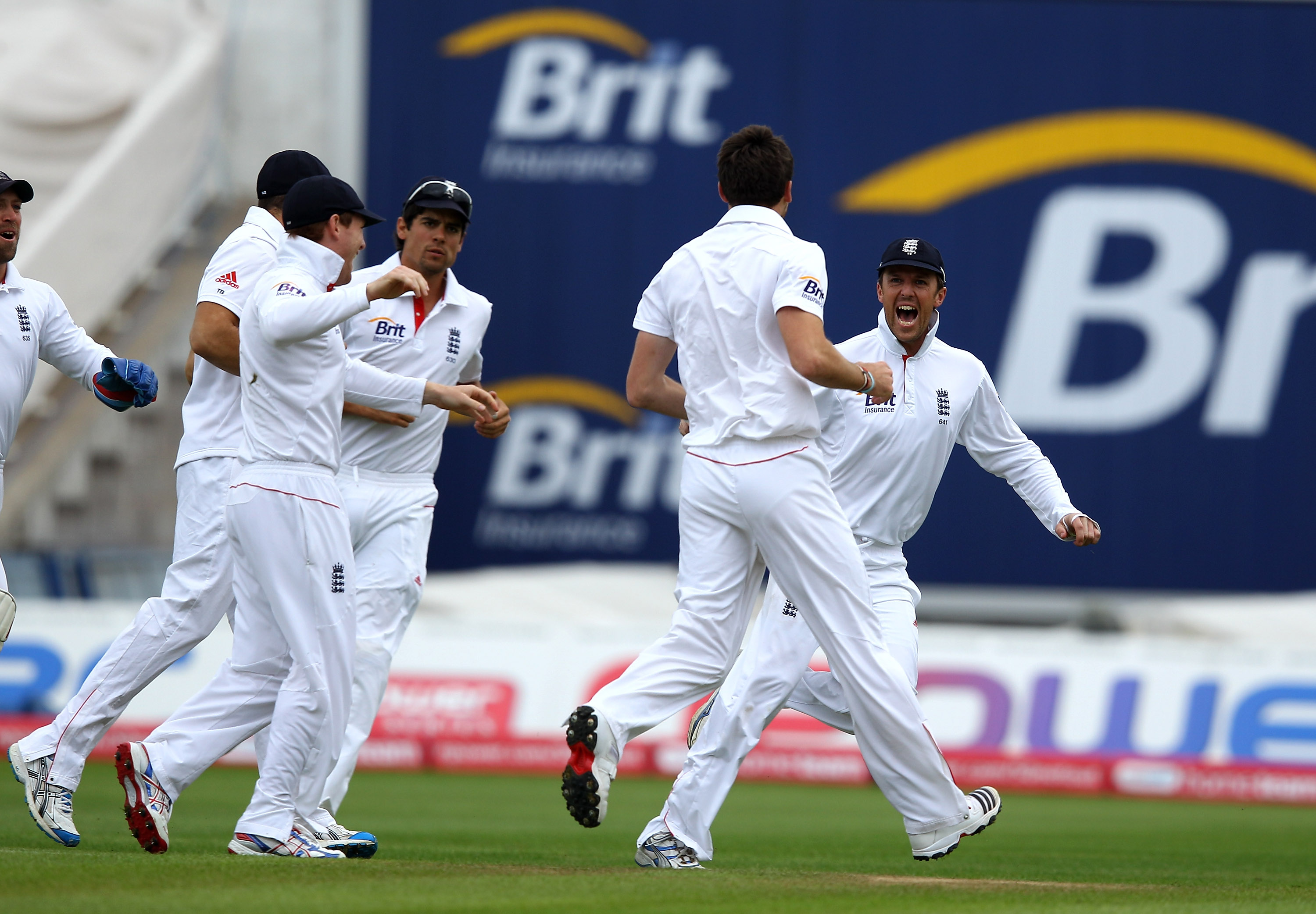 England cricket and Brit Insurance