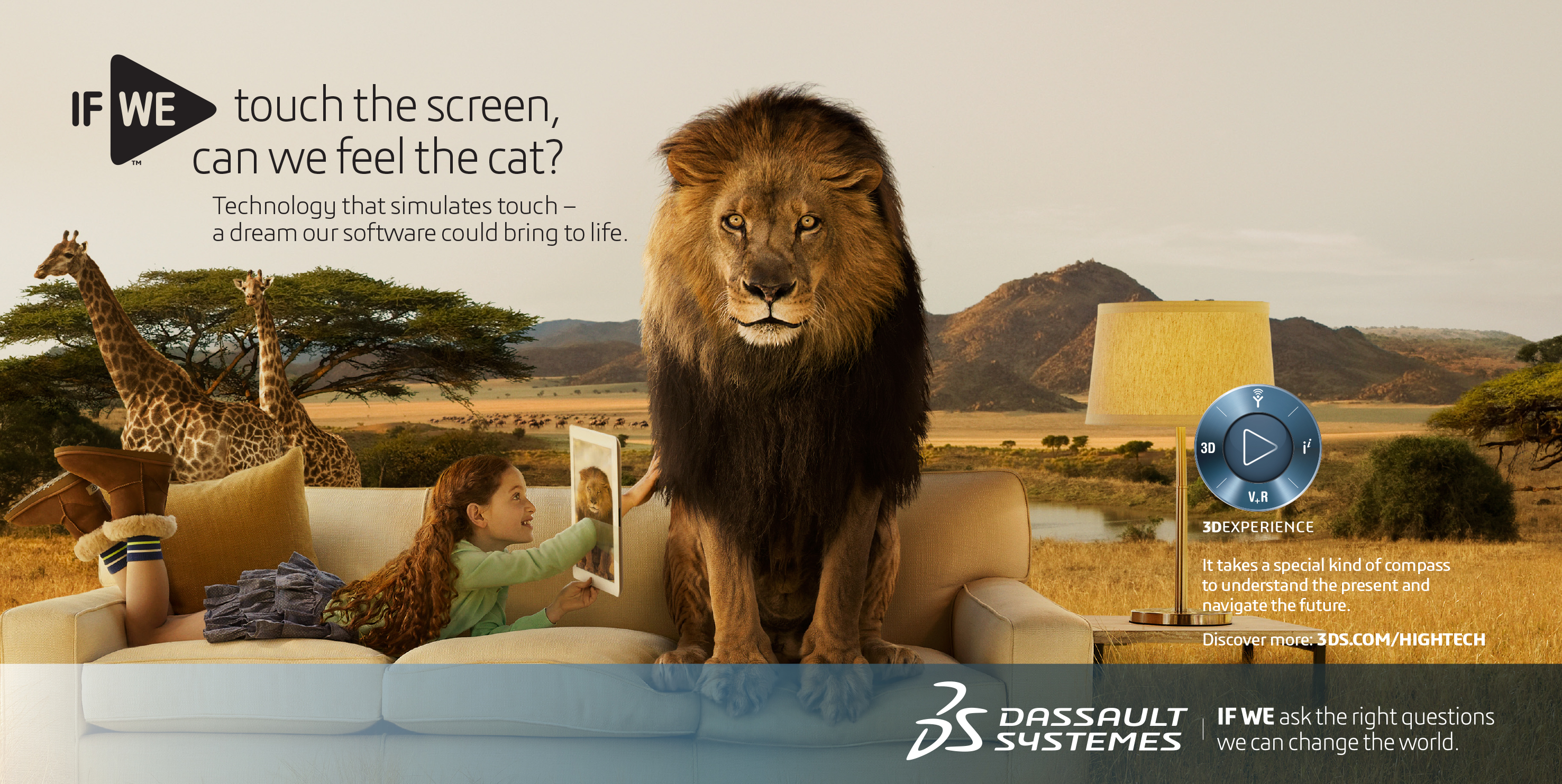 Dassault Systèmes returns with 'If we' campaign
