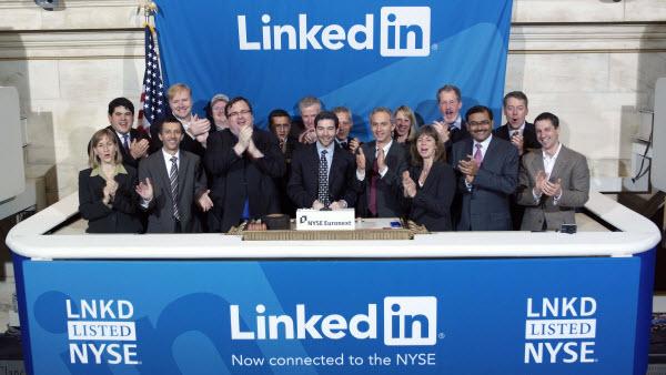 LinkedIn floats