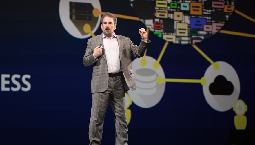 Alan Trefler, CEO and founder, Pegasystems