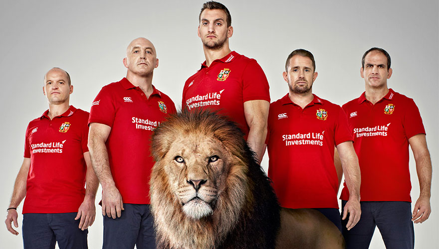 Standard Life Investments sponsor British and Irish Lions rugby for New Zealand 2017 tour B2B Marketing