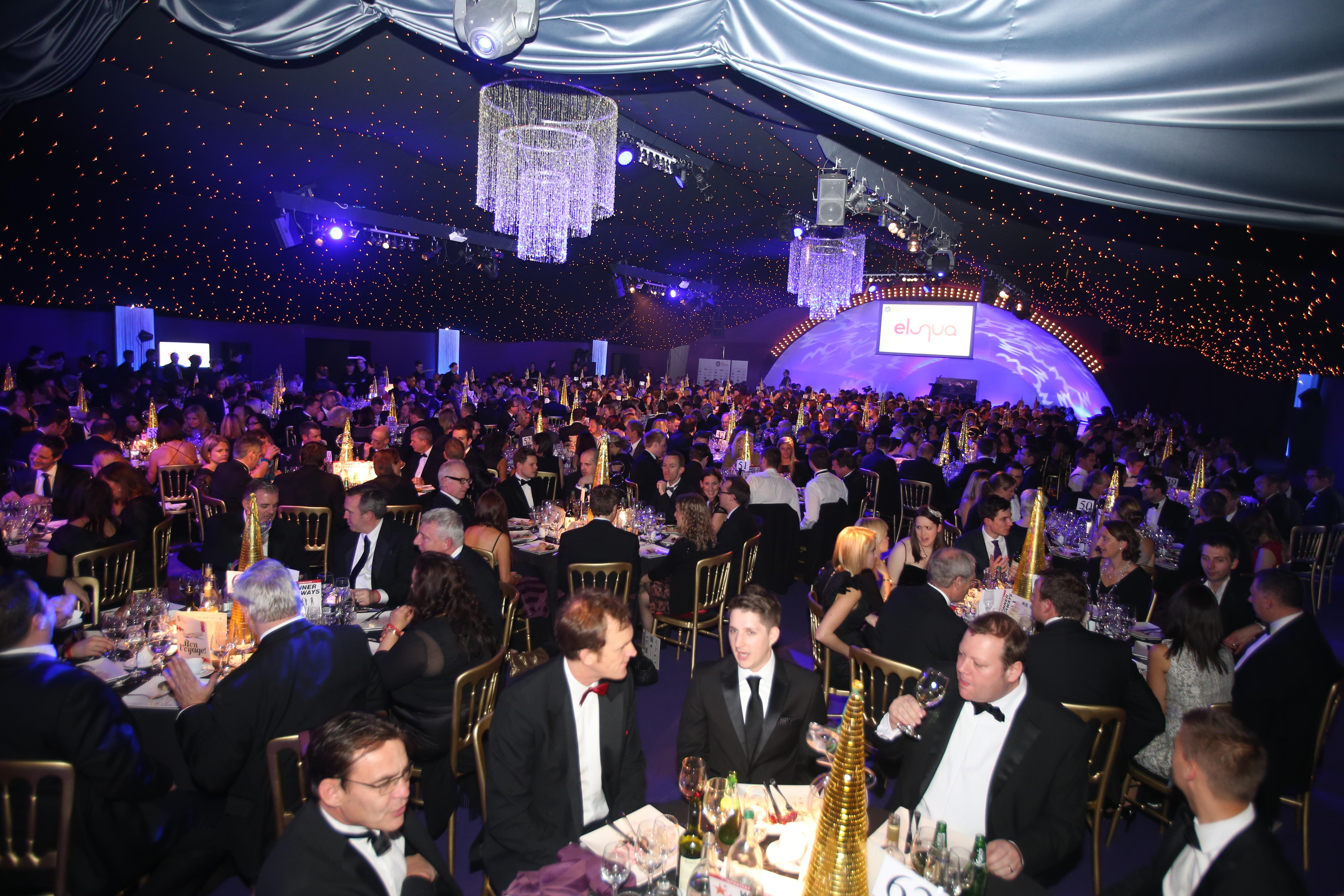 B2B Marketing Awards hosted at HAC, London