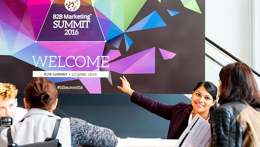 10 things I learnt from the B2B Marketing Summit image