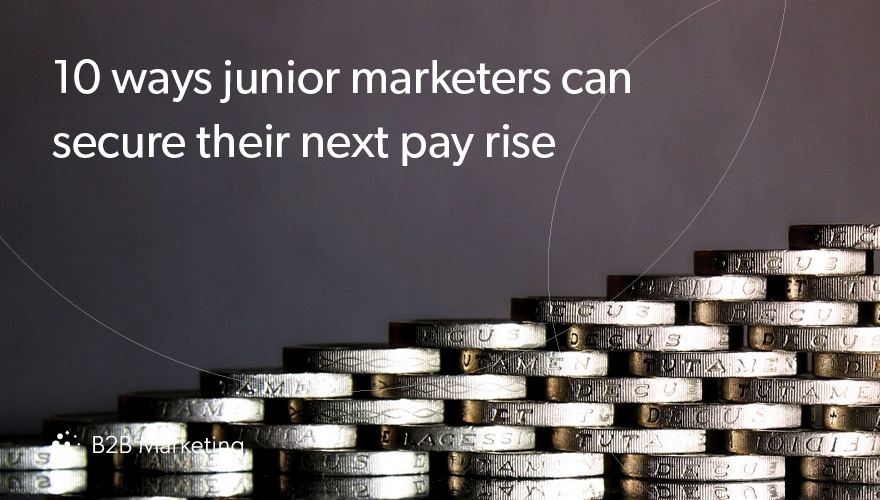 10 ways junior marketers can secure a pay rise image