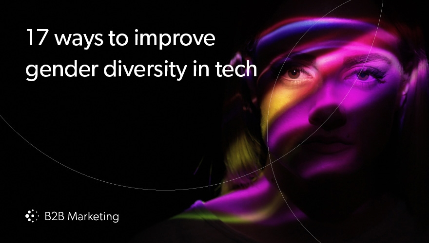 17 ways to improve gender diversity and equality in the tech industry image