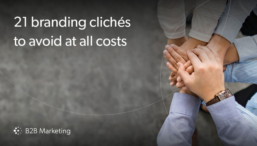 21 marketing and branding clichés to avoid at call costs image