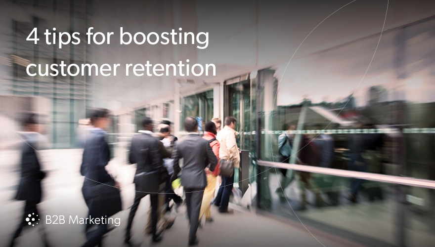 4 tips for boosting customer retention image