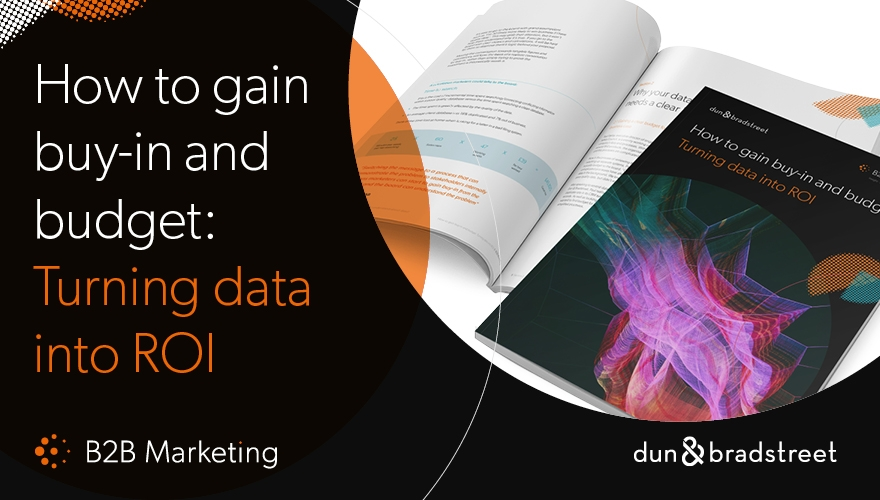 Why your data clean-up needs a clear budget image