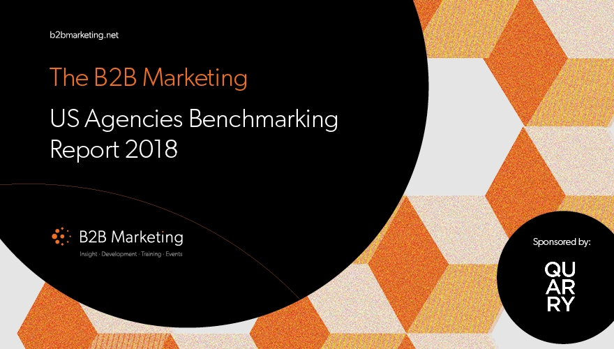 Top 32 US B2B marcomms agencies of 2018 revealed image