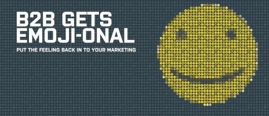 Emotion in B2B marketing