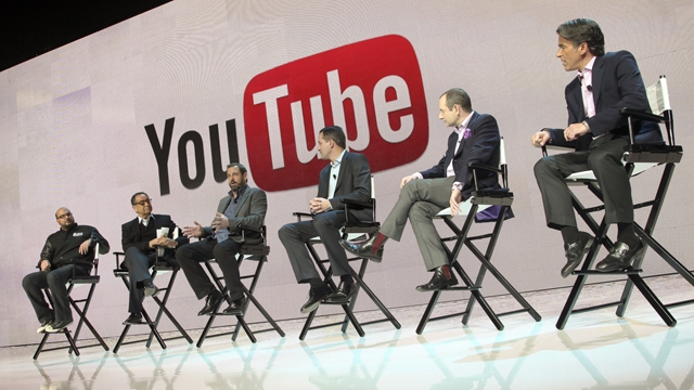 YouTube at CES