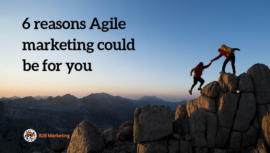 6 reasons Agile marketing could be for you image