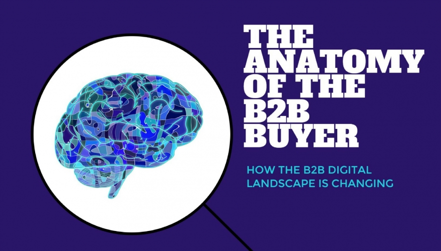 The anatomy of the B2B buyer image