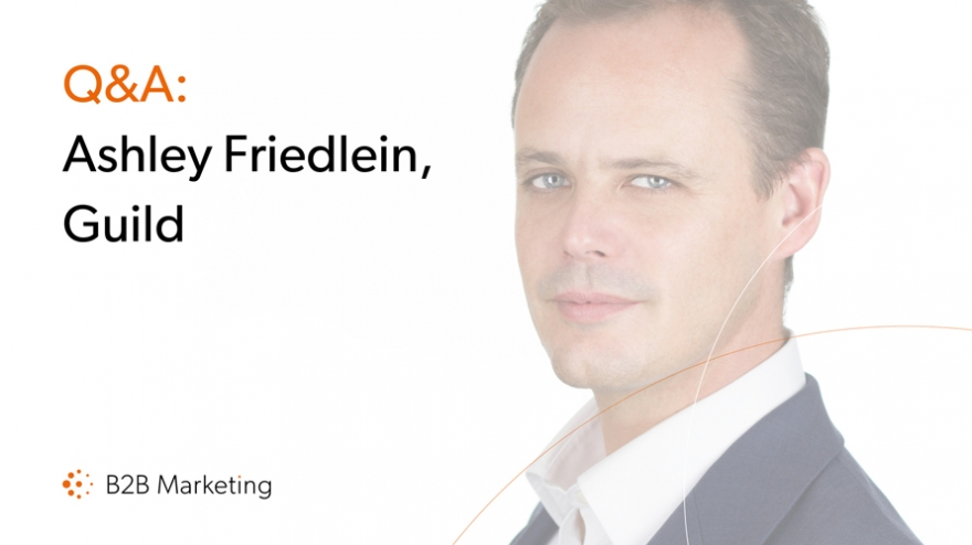 Q&A: Ashley Friedlein, founder of professional messaging startup Guild image