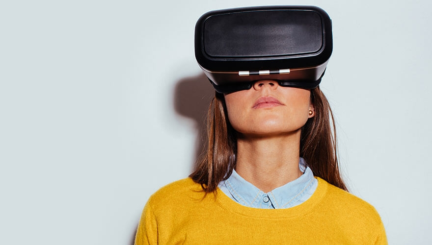 Augmented reality and virtual reality: Why B2B marketers should sit up and take notice image