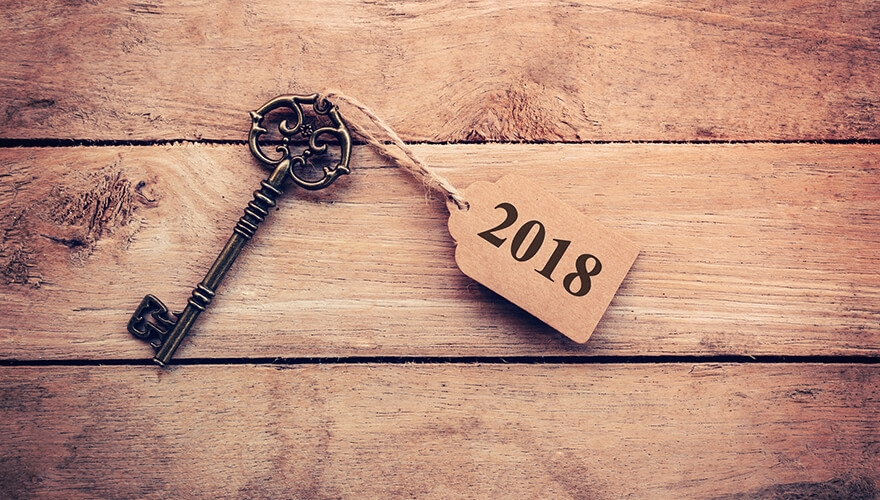 B2B marketers: What will you do differently in 2018?