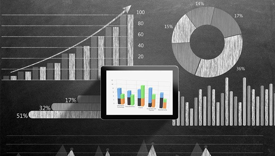 B2B outspends B2C on marketing analytics image