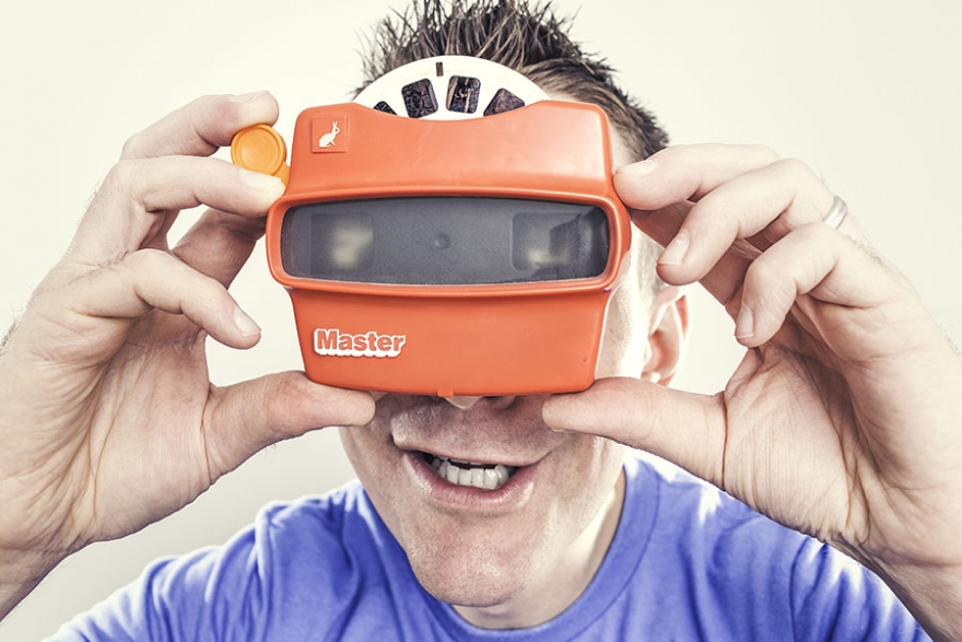 Why are B2B brands so camera shy? Image