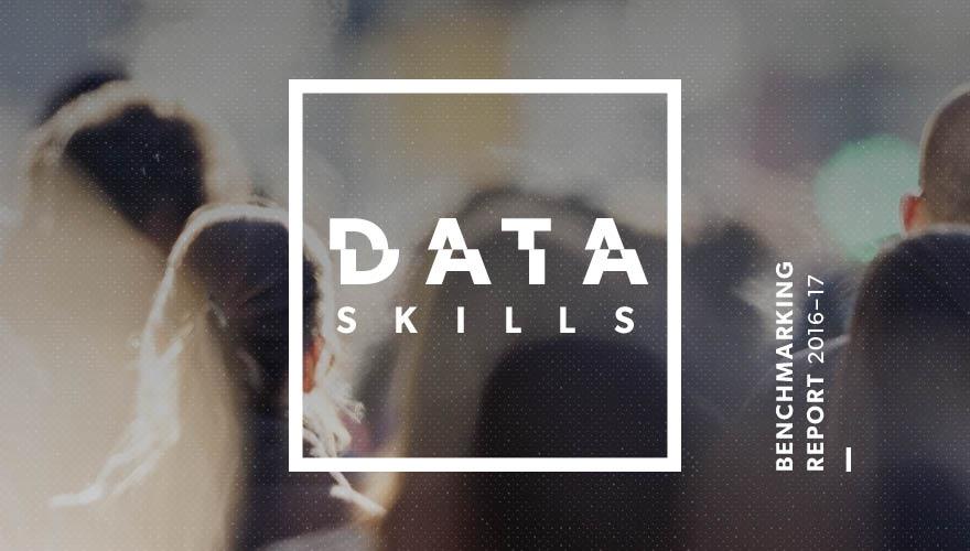 B2B data skills benchmarking report 2016 Image
