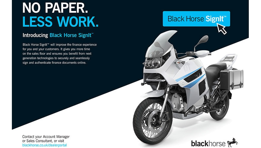 Awards case study: Black Horse employs power of video to drive channel marketing campaign