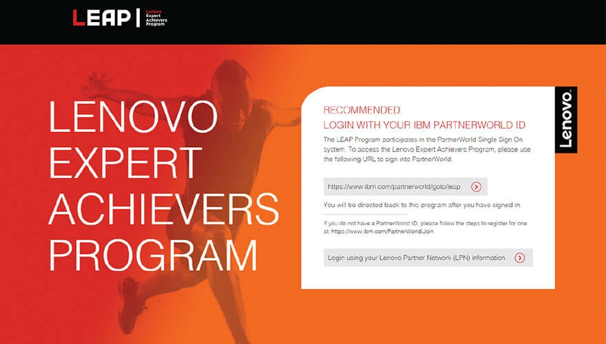Awards case study: Global loyalty programme helps Lenovo retain newly acquired customers image