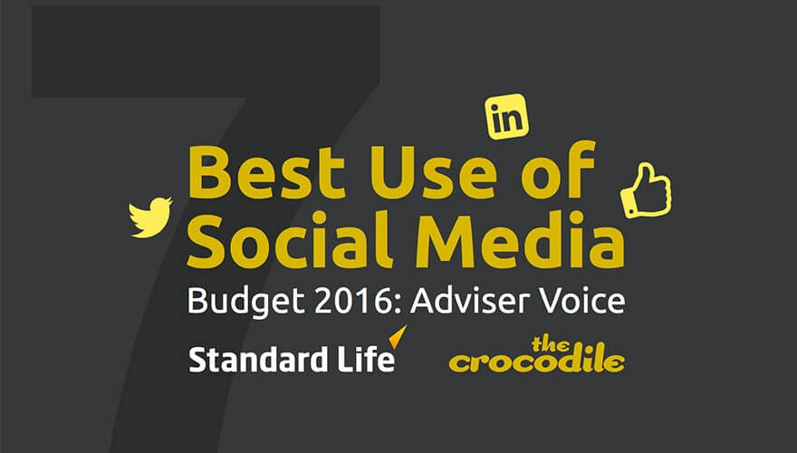 Awards case study: Standard Life achieves differentiation through real-time social media marketing image