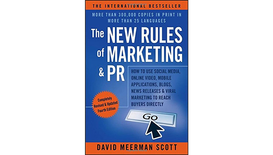 Book Review: The new rules of marketing & PR