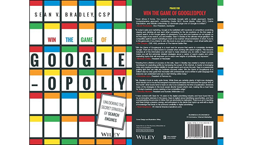 Book review: Win the Game of Googleopoly: Unlocking the Secret Strategy of Search Engines