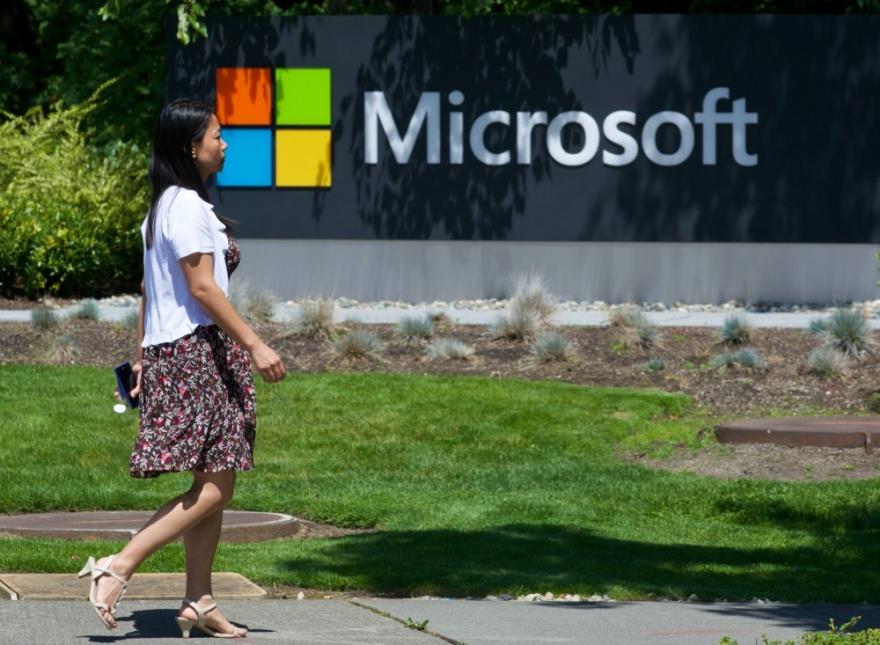 BrandZ ranks Microsoft as most valuable B2B brand image