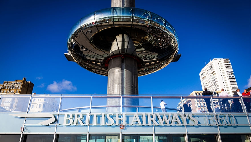British Airways tops B2B Superbrands list for third year running image
