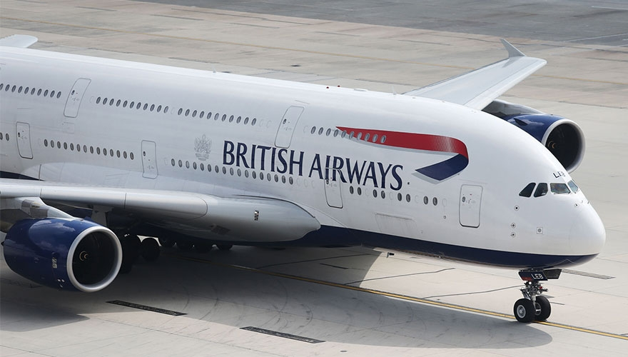 British Airways tops B2B Superbrands list