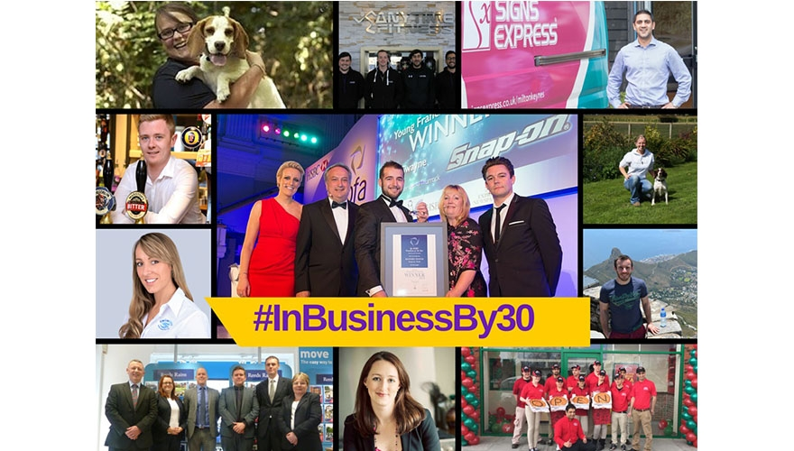 British Franchise Association launches 'In business by 30' campaign