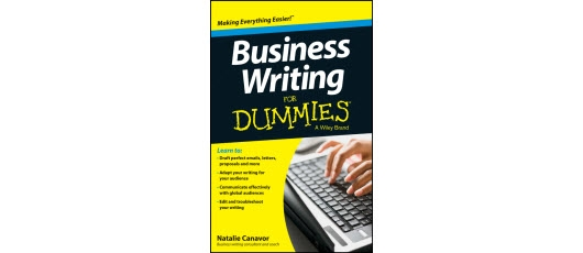 BOOK REVIEW: Business Writing for Dummies