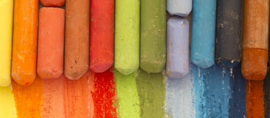 Colourful crayons: How to achieve true creativity in B2B