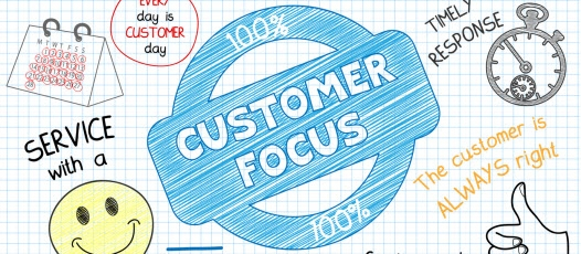 Customer focus: How to put customers first
